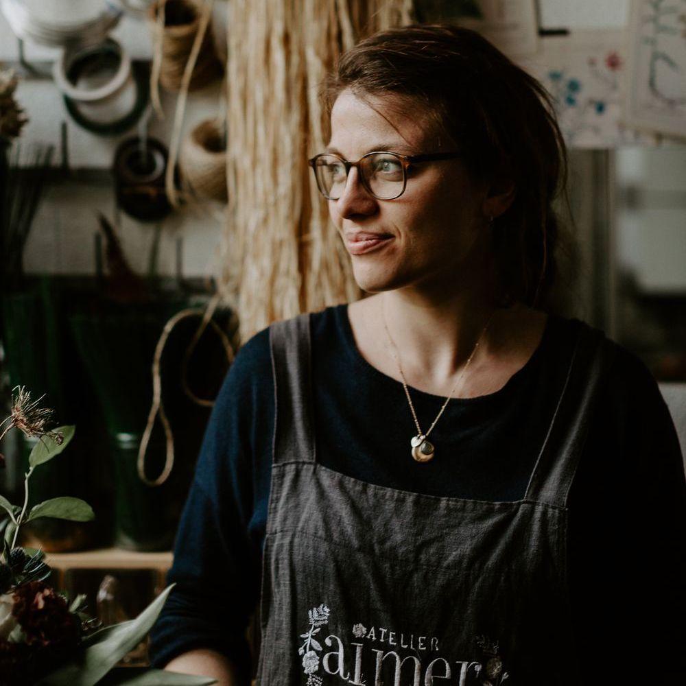 Portrait de floriculteur : Ferme Florale Urbaine